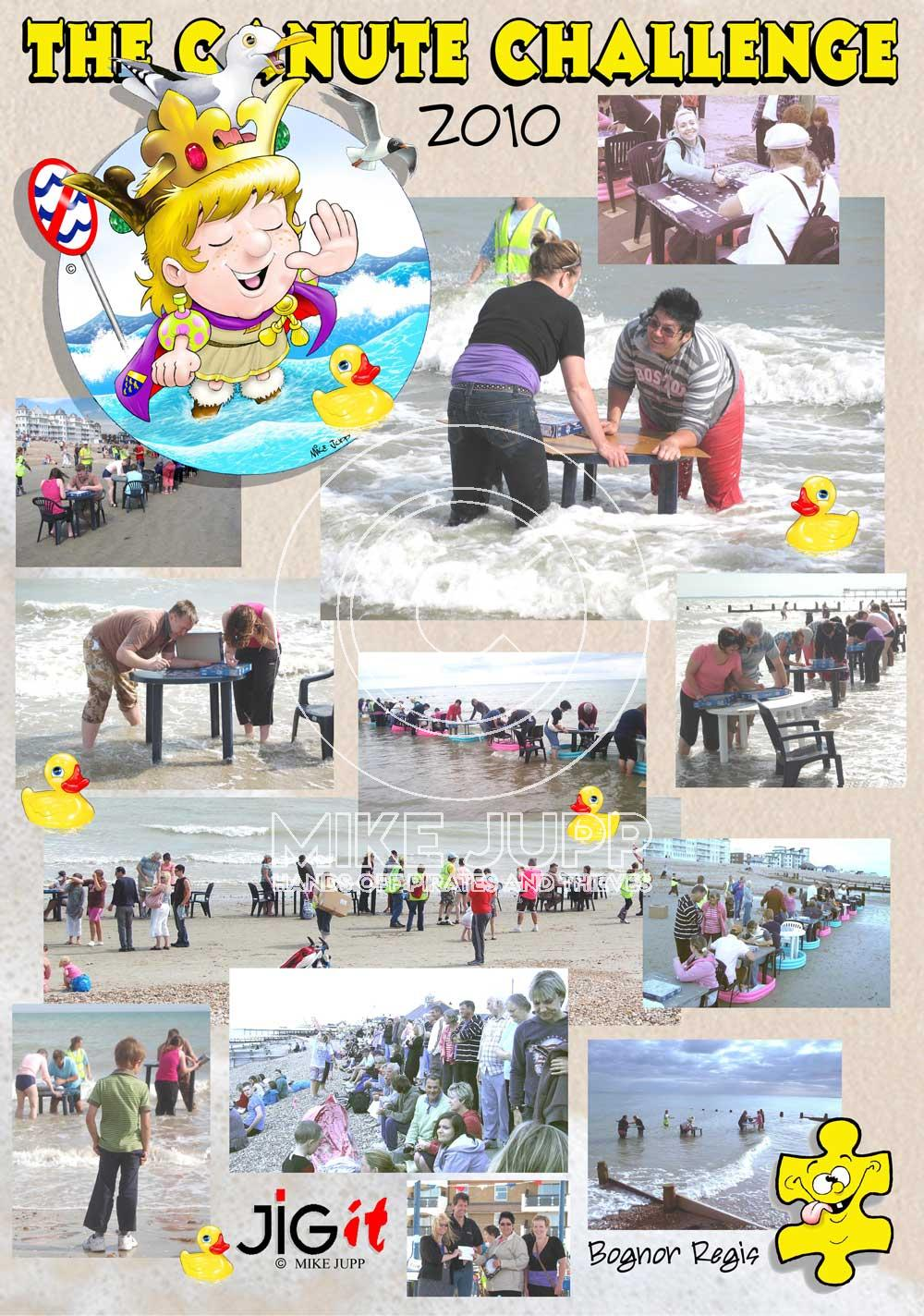 The Canute Challenge